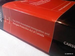 قانون مهاجرت کانادا