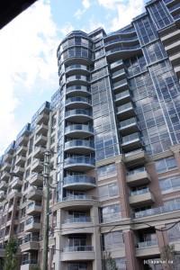آپارتمان در تورنتوی بزرگ