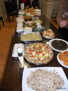 غذای مهمانی ایرانی