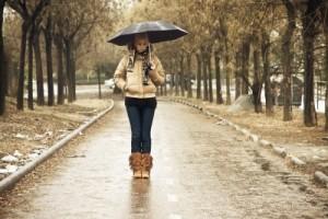 باران سرد