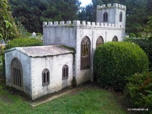 قلعه ای در سرزمین شکسپیر