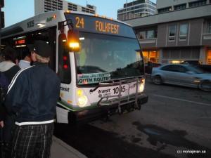 اتوبوس در سسکتون