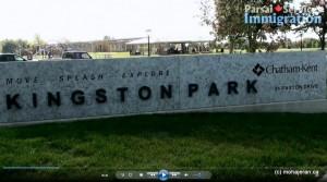 پارک در کانادا