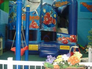 محلی برای جشن تولد کودکان