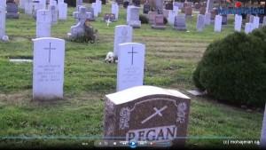 قبرستانی در کانادا