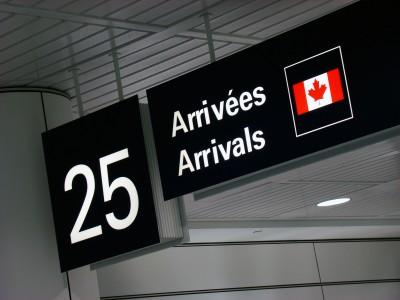 به کانادا خوش گلدی