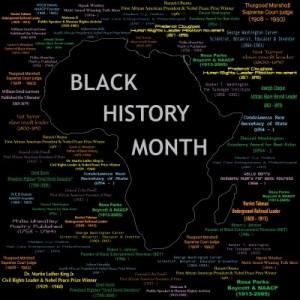 ماه تاریخ سیاهپوستان