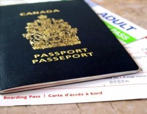 گذرنامه کانادایی
