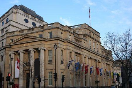 Canadian embassy london