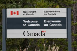 مرز کانادا