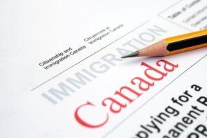 اقدام برای مهاجرت کانادا