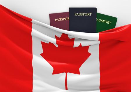 مهاجرت به کانادا - سفر به کانادا